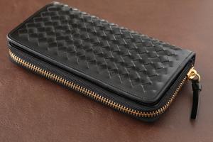 メッシュ財布